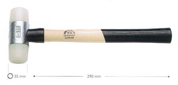 DICK - Hufschonhammer