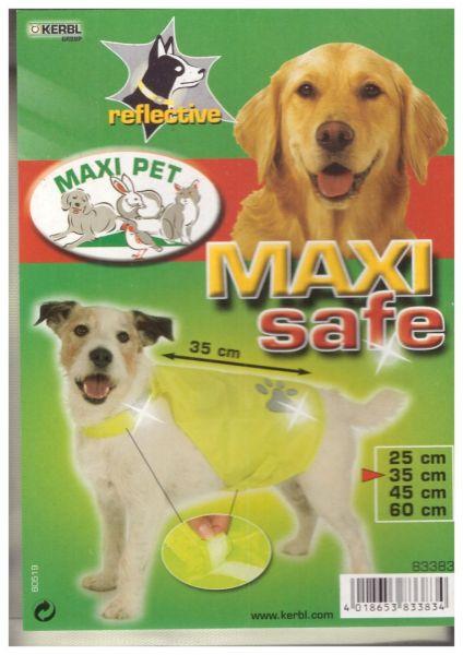 Sicherheitsweste MAXI safe