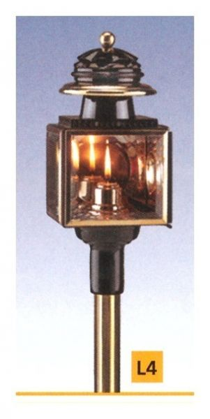 Lessing - Kutschlampen, eckig