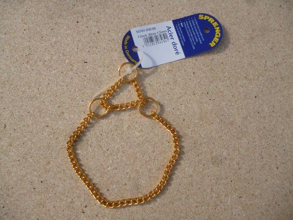 SPRENGER - Halskette, 1-reihig, runde Glieder