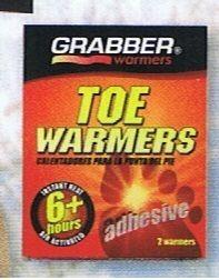 GRABBER - Zehenwärmer / Toe warmers
