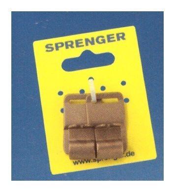 SPRENGER - Ersatzglieder NeckTech Sport