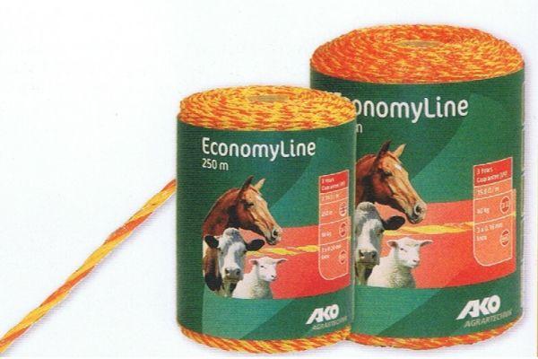 AKO - Economyline Weidezaunlitze