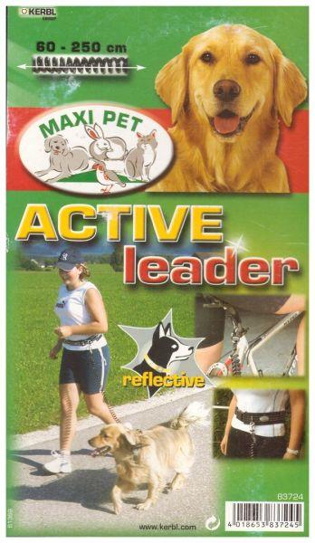 Active Leader Spiralleine mit Hüftgurt