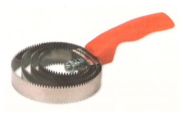 Metallstriegel, Spiralform