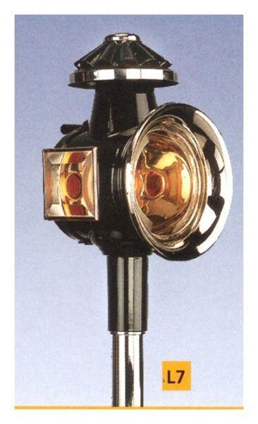 Lessing - Kutschlampen, rund