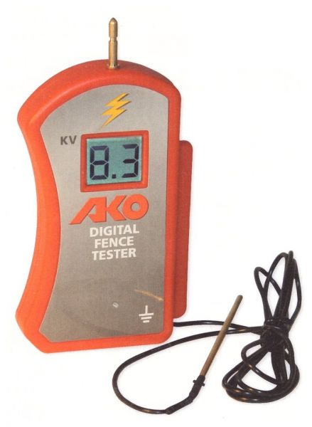 AKO - Digital Voltmeter