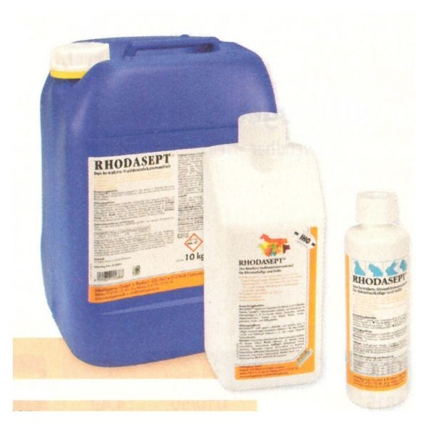 Stalldesinfektionsmittel RHODASEPT(R)
