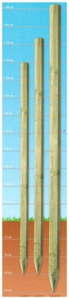 AKO - Octo Wood Weidezaunpfahl
