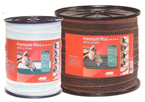 AKO - Premium Plus Weidezaunband