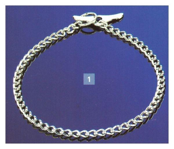 SPRENGER - Halskette mit Knebelverschluss