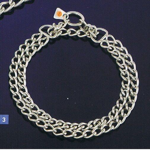 SPRENGER - Halskette, 2-reihig