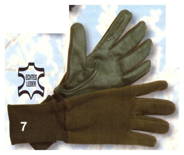 AKAH - TANNE Fingerhandschuh