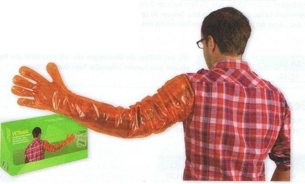 Einmalhandschuh VETbasic